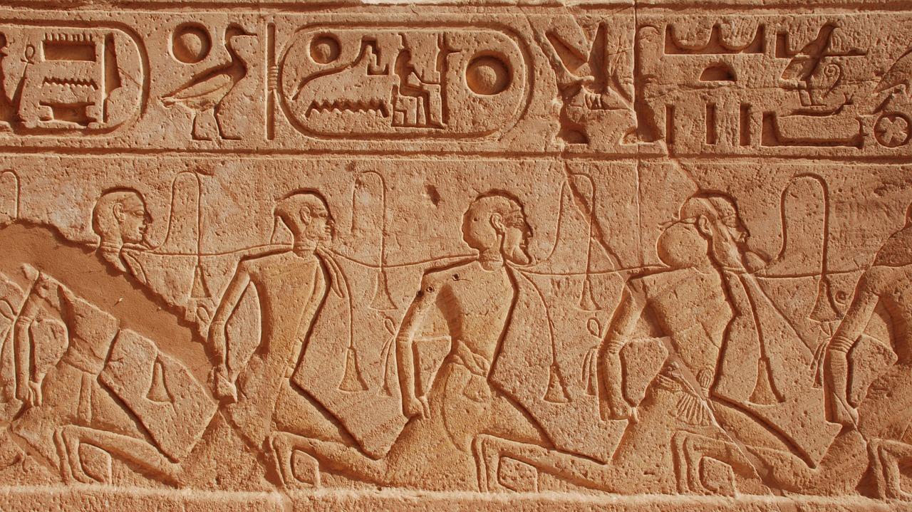 Hiyeroglif Nedir, Hiyeroglif Yazı Sistemi Hakkında Bilgi