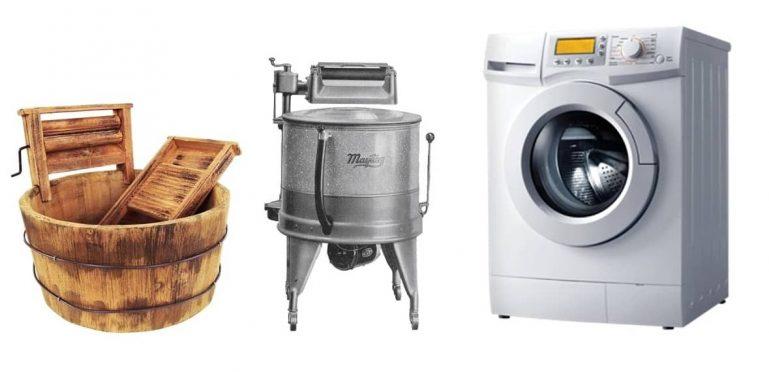 Çamaşır Makinasını Kim İcat Etti
