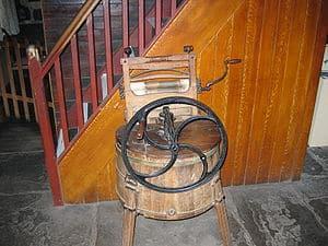 James King'in sıkmalı davul makinesi