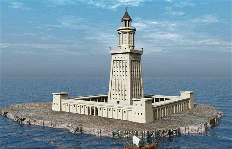 İskenderiye Deniz Feneri