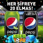 Pepsi Kodu ile Kafa topu 2 için 20 elmas