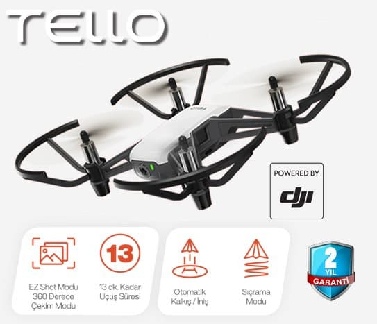 DJİ Tello Drone