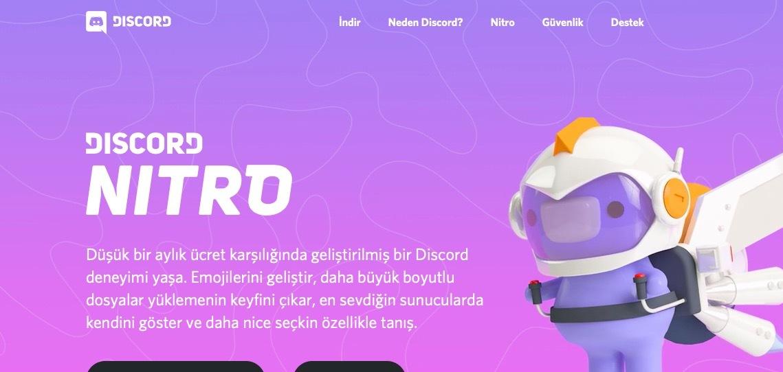 2021 discord nitro
