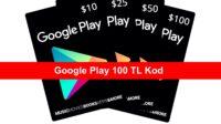 google play 100 tl kod