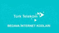 turk telekom sinirsiz internet paketi tanimlama kodlari