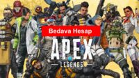 apex legends bedava hesap