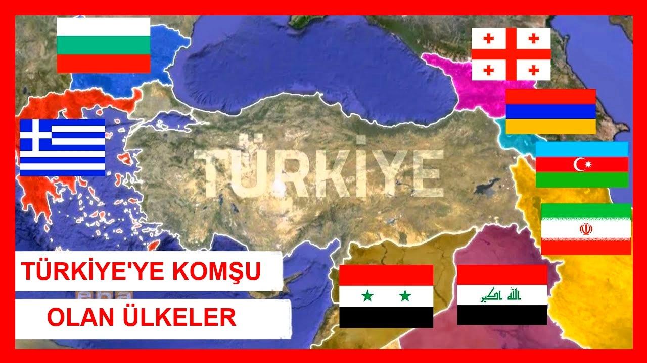 Türkiye'nin Komşu Ülkeleri