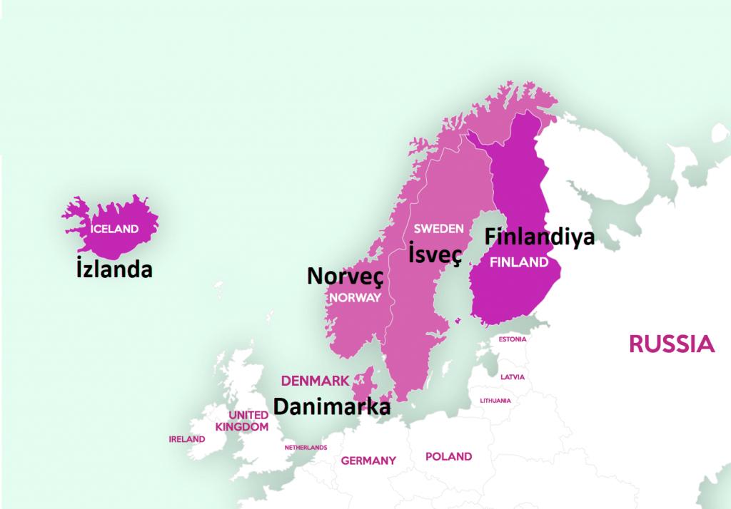 İskandinav Ülkeleri