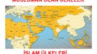 Müslüman Olan Ülkeler