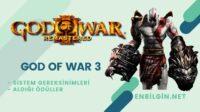 god of war 3 sistem gereksinimleri