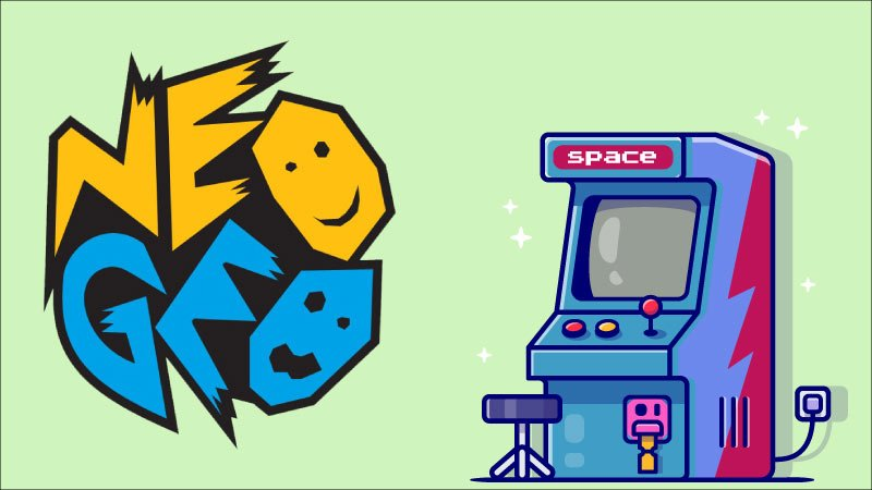 neo geo emülatör arcade
