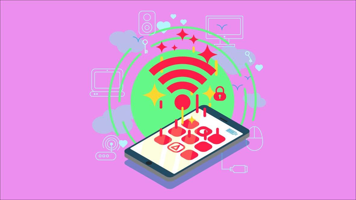 android wifi şifresi öğrenme