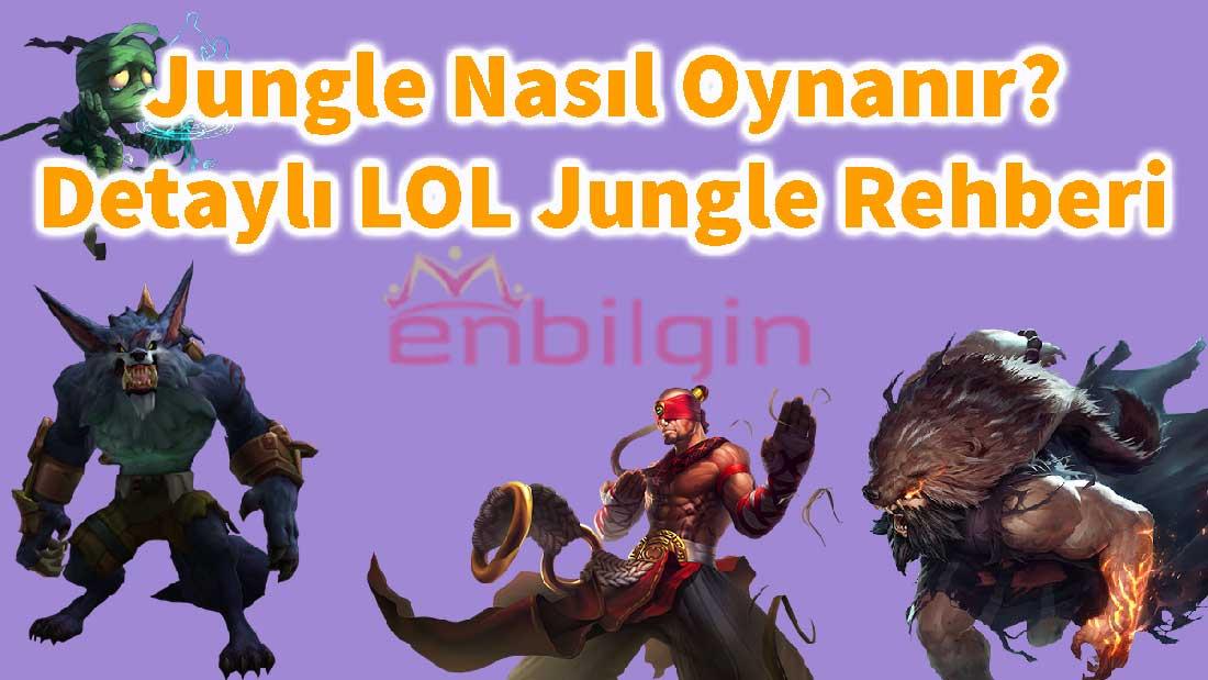 jungle nasıl oynanır