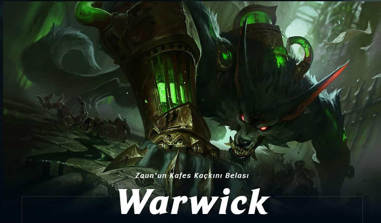 lol warwick