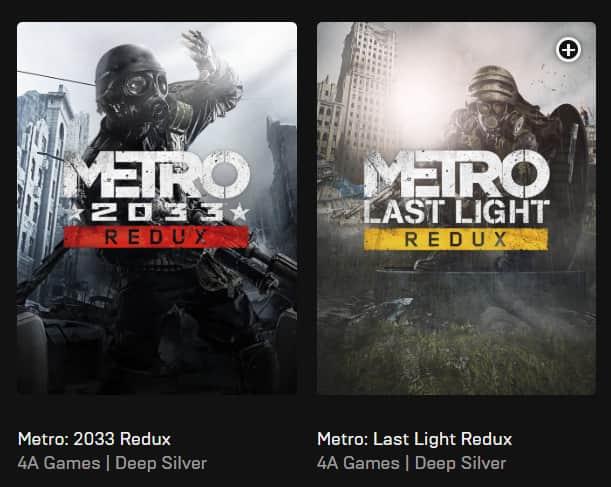 metro last light ve metro 2033